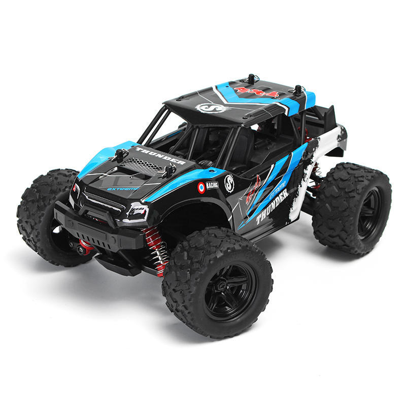 RUIBIN RBR / C1: 18 full scale high speed drift DIY upgrade and refit cross country RC Remote Contro