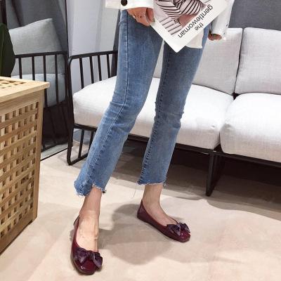 Giày búp bê đế mềm kiểu dáng thời trang cho nữ .