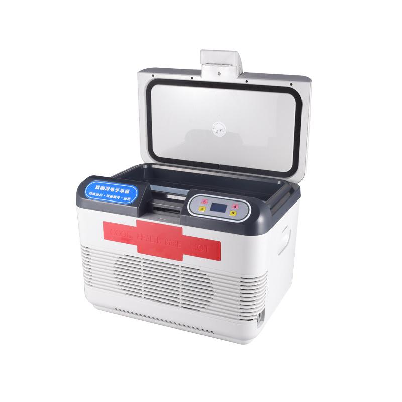 LOVE CAR UPPER Car help car refrigerator cold and warm box car home refrigerator mini mini refrigera