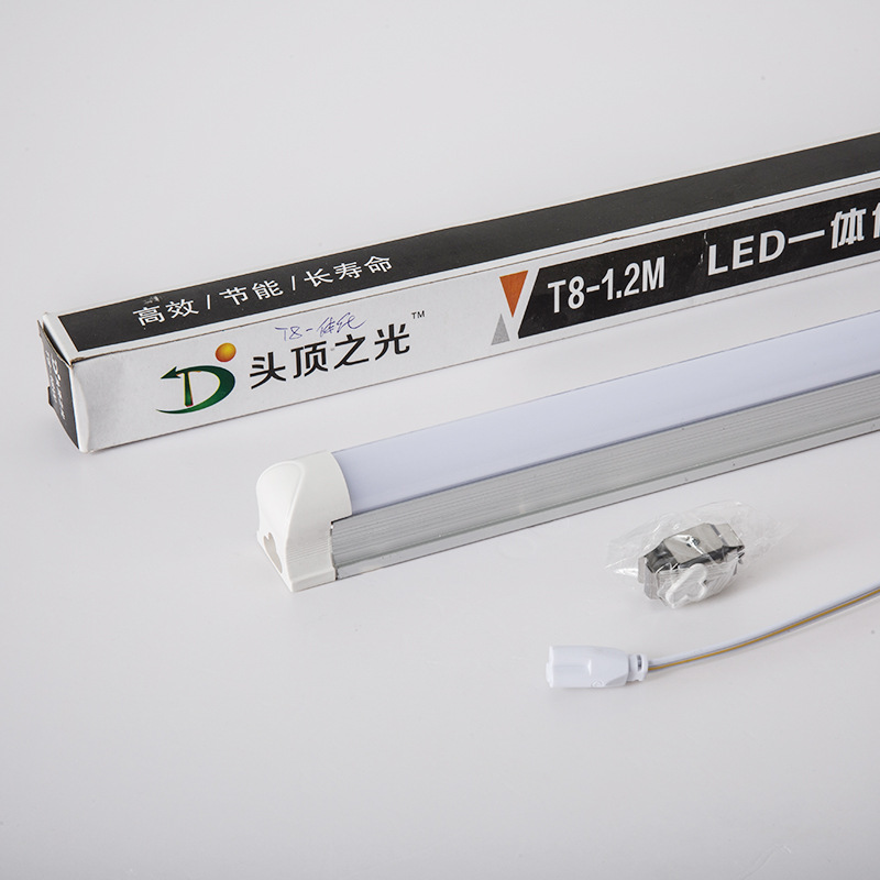 LED tube T8 integrated fluorescent tube wholesale hot selling bright fluorescent tube
