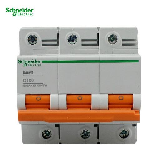 Schneider ea9ah3d100new ea9ah MCB 3P d100a original