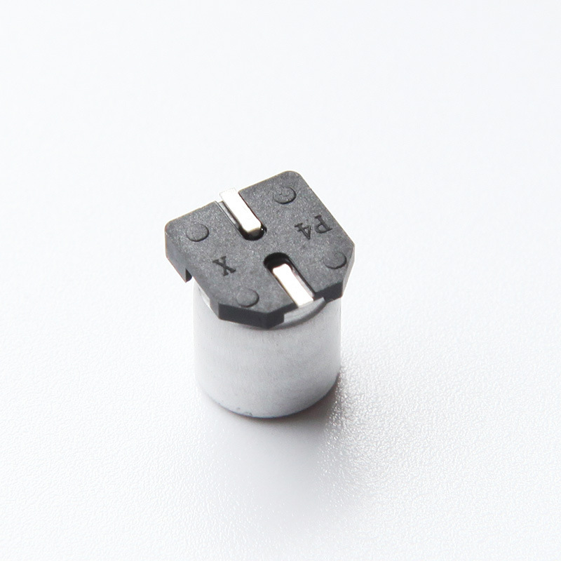 Chip aluminum electrolytic capacitor 63v220uf10 * 10.5 smart home chip capacitor solid state electro