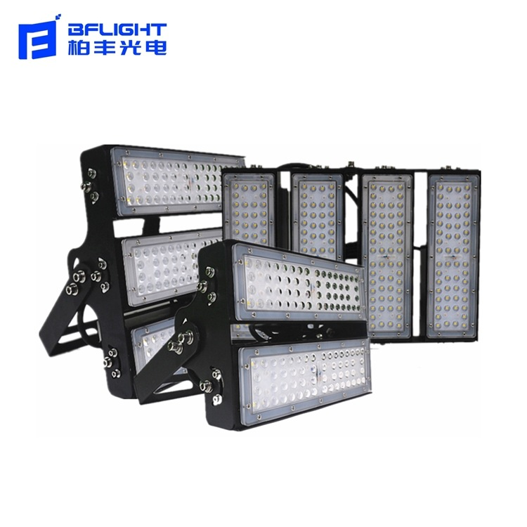 New LED high power waterproof floodlight 100w150w200w outdoor tunnel lamp adjustable angle