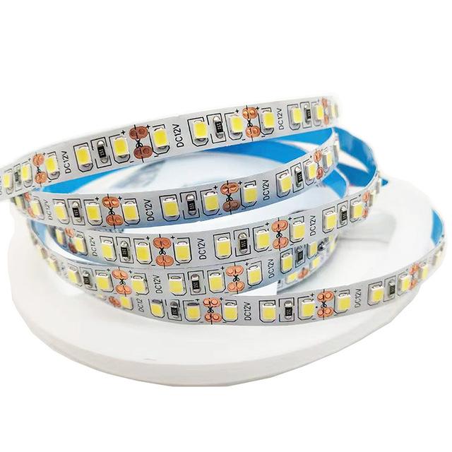 High brightness 12v120d 8mm wide low voltage lamp with 2835 soft light, red light, blue light, ice b