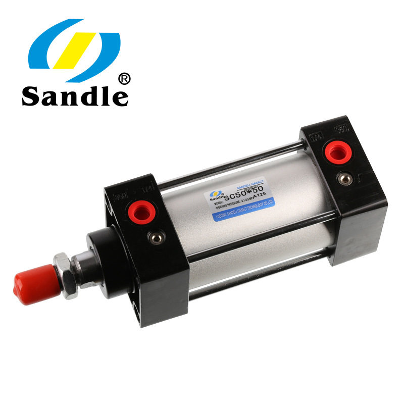 Sandle SC cylinder Yadeke double acting cylinder standard mechanical small cylinder