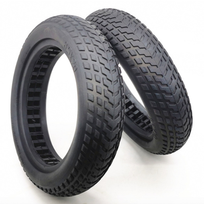 Xiaomi m365m365pro electric scooter 8 inch universal hollow out explosion proof tire rubber tire sta