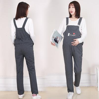 DUSHIXINGUNREN Trang phục bầu Phụ nữ mang Thai mang Thai mang Thai mặc quần lót phụ nữ mang Thai man