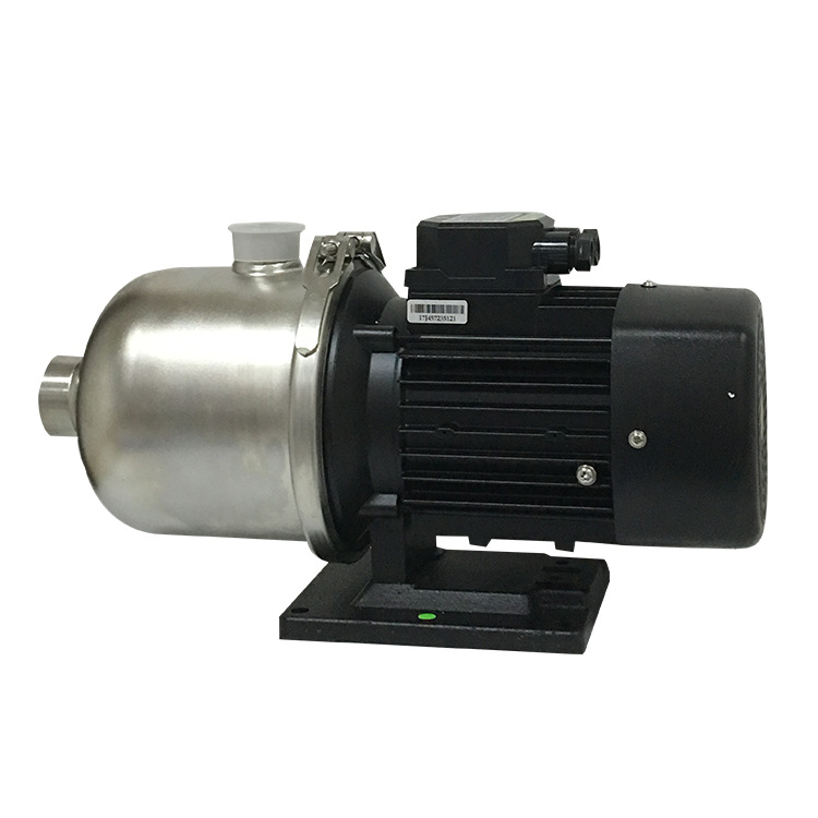Lingxiao CMF series horizontal stainless steel multistage centrifugal pump floor booster pump IP55 p