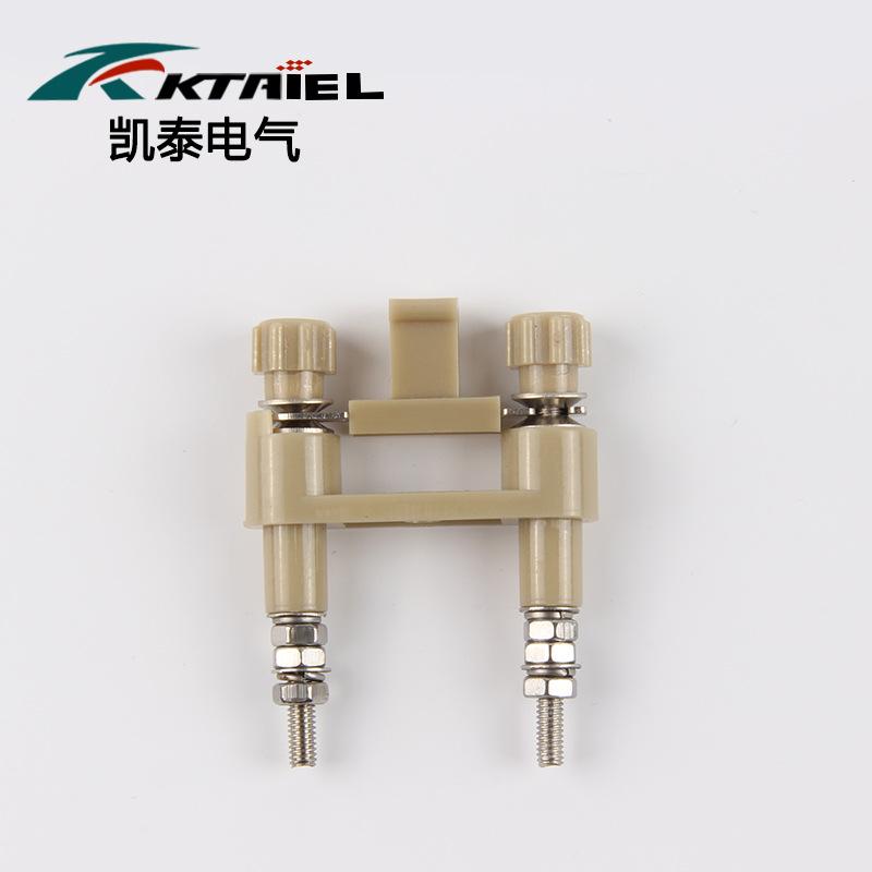 KAITAI Junction terminal jy1-2 type link gas terminal flame retardant insulation connection terminal