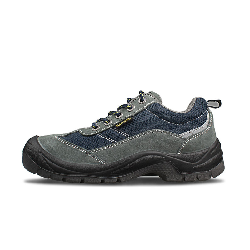 Safety Jogger breathable steel head electrostatic safety shoes
