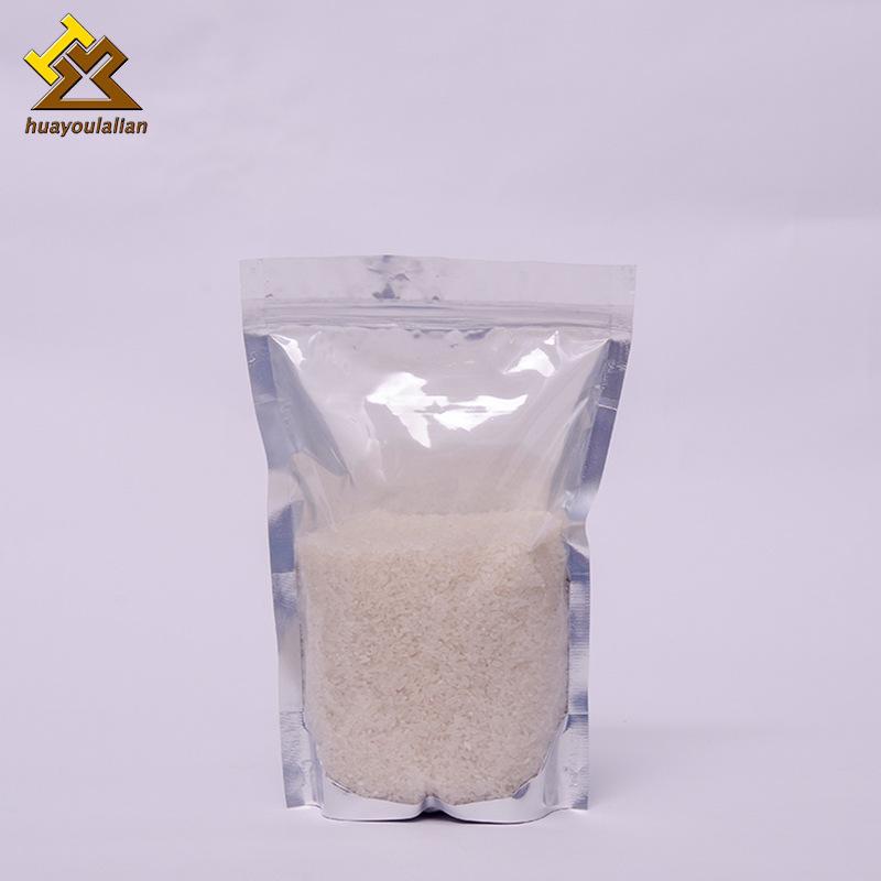 HUAYOU Yin Yang self sealing bag storage bag waterproof bag food packaging universal zipper bag can