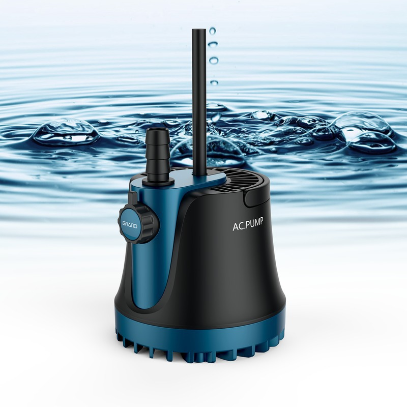 Electric pump for water tank of fish tank