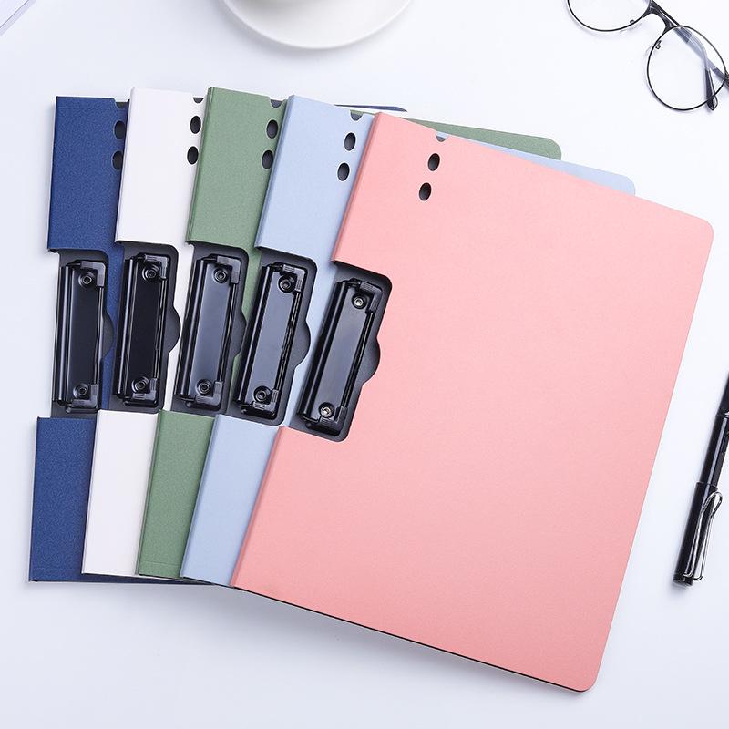 KABAXIONG Kapa bear office supplies vertical horizontal Secretary folder folder clip A4 information