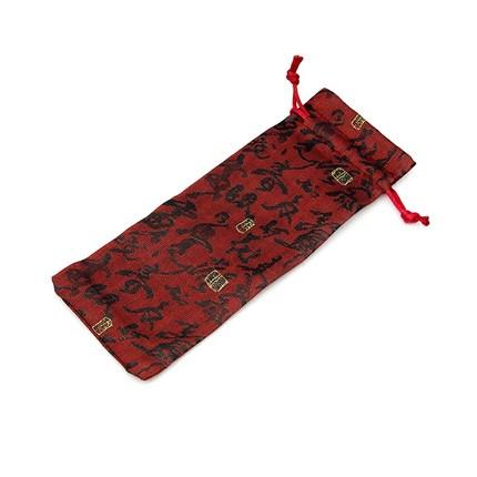 Túi đựng trang sức Tay kung fu cổ điển dài thổ cẩm túi vải trang sức dây rút kẹp tóc vòng cổ túi tra