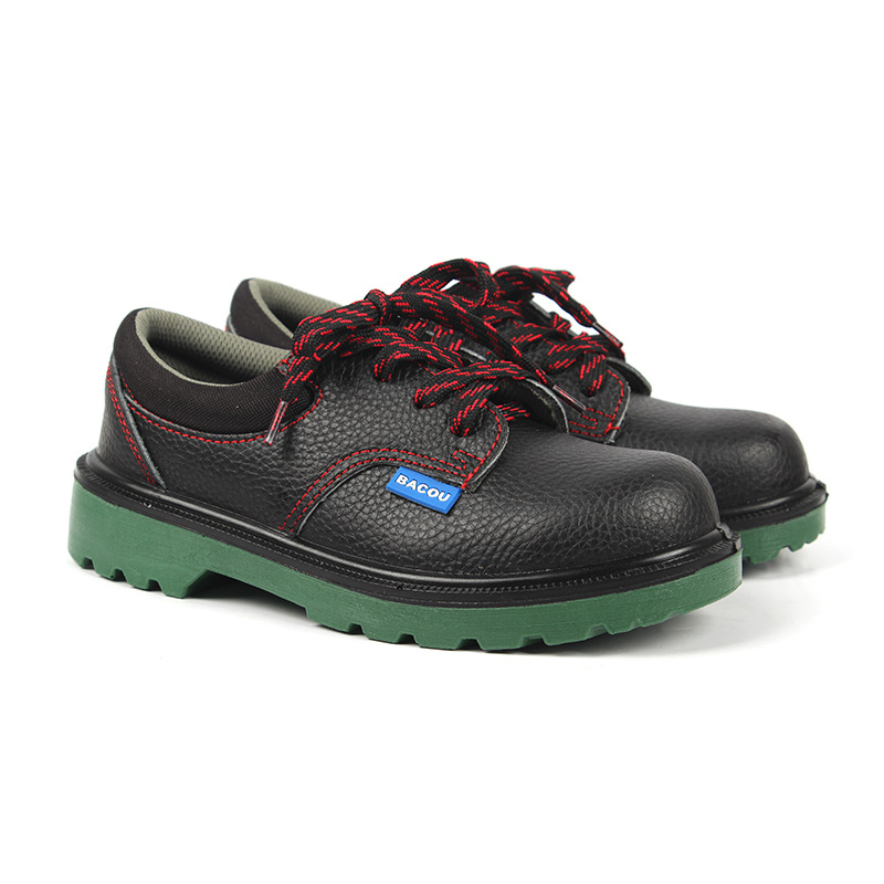 Honeywell insulated safety shoes anti impact electrical insulation 6kV Bagu leather labor protection