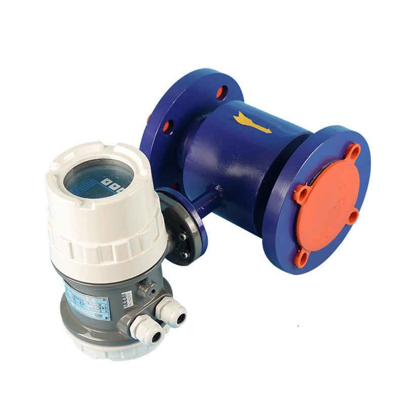HAIYUE Split flow meter for acid, alkali and liquid in sewage and tap water