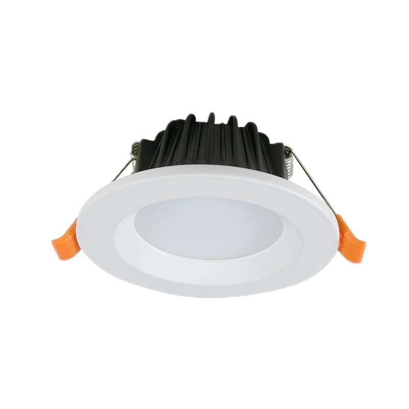 Phụ kiện vỏ đèn LED âm trần mới 3,5 inch .