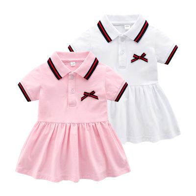 Đầm váy trẻ em Trẻ sơ sinh công chúa váy em bé váy mùa hè trẻ sơ sinh váy cô gái váy váy