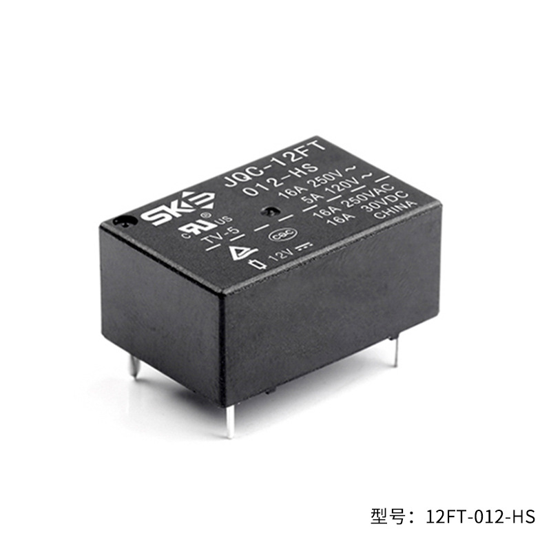SIKE Ske relay manufacturer Sike relay smart home 12ft small 12V relay