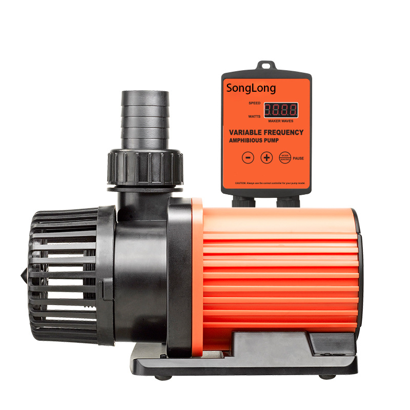 Songlong fish tank variable frequency submersible pump brushless energy saving AC variable frequency