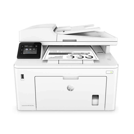 HP Máy Fax HP M227fdw laser đen trắng điện thoại di động đa chức năng Mạng WiFi không dây Máy in hai