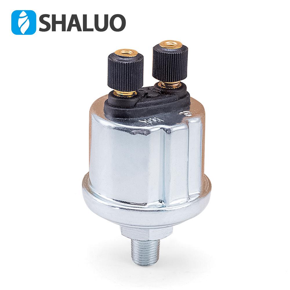YUNTENG VDO oil pressure sensor oil sensing plug generator set oil sensor diesel generator set acces