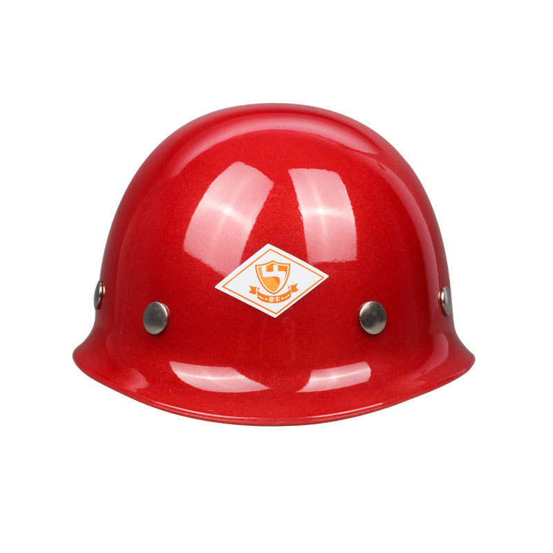 YUFENG FRP safety helmet construction site construction helmet safety helmet