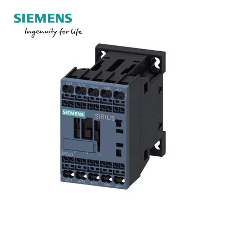 Siemens power contactor, ac-39 a, 4 kW / 400 V 1 no, 24 V DC, 3 poles