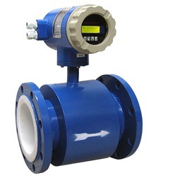 HEJI Intelligent integrated electromagnetic flowmeter high precision pipeline sewage liquid flowmete