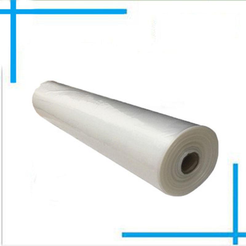 Transparent plastic film without plastic film for greenhouse