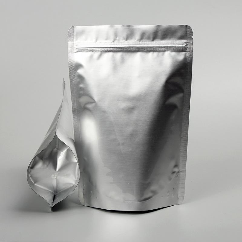 JIELI General tea self sealing aluminum foil bag spot meal powder snack food packaging bag bait self