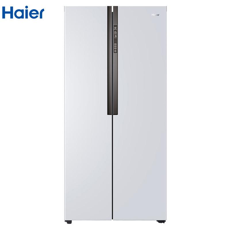 Haier bcd-452wdpf double door refrigerator