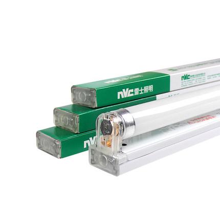 Ống đèn LED Chiếu sáng Phật Sơn T5 đèn LED ống huỳnh quang dải dài trọn bộ giá đỡ ống đèn ống thủy t