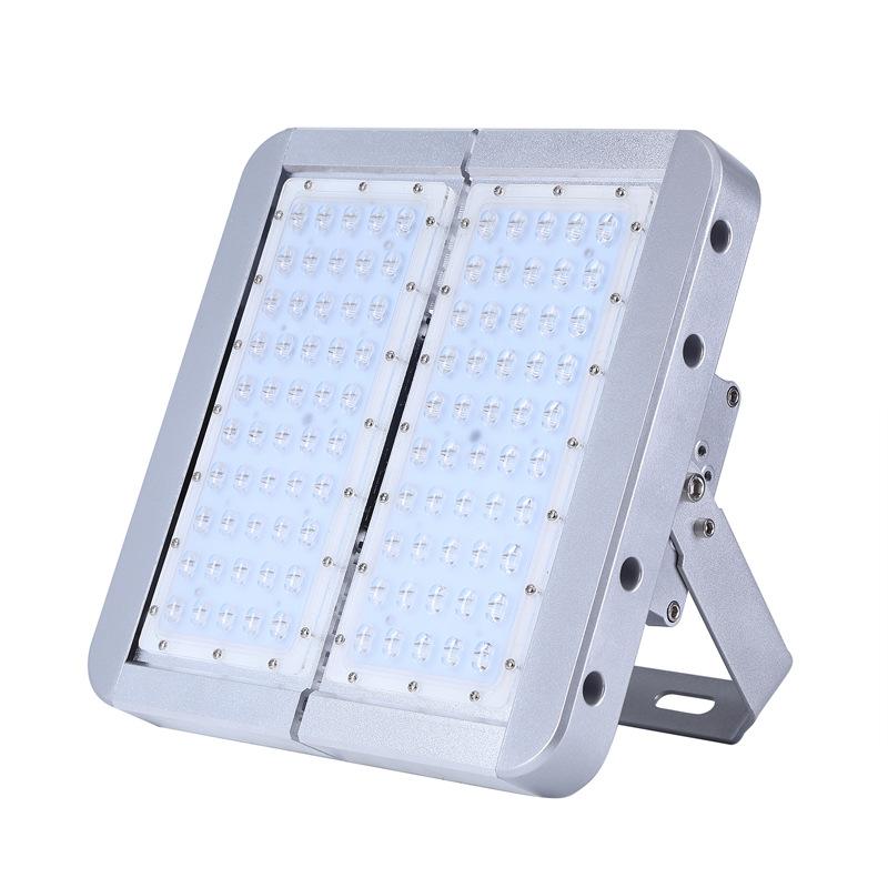 ZHUOZHI LED tunnel light 100w200w300w high pole projection lamp 250W stadium lamp 150W advertising p