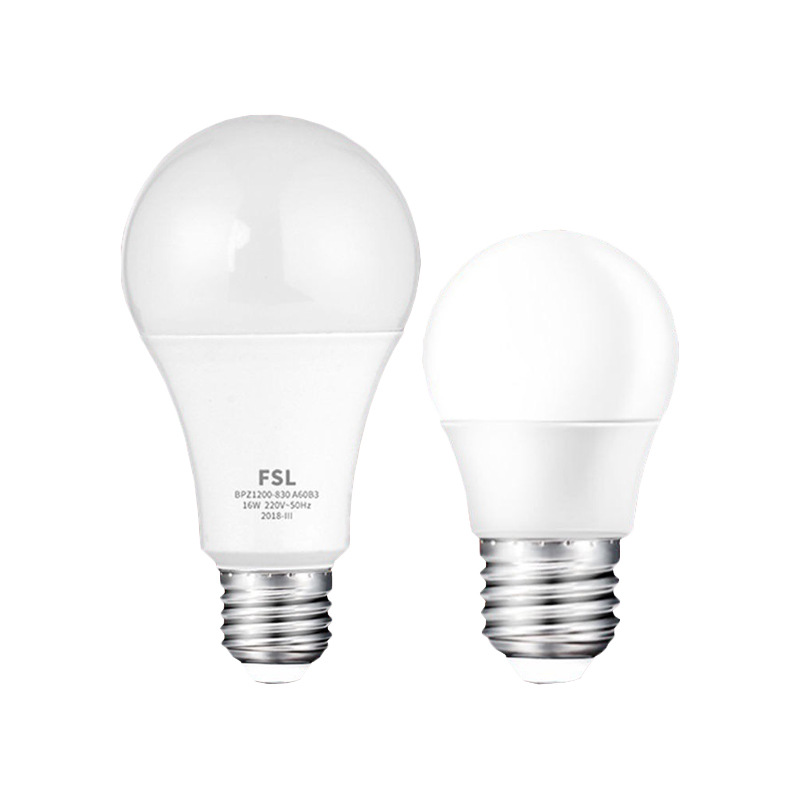 FSL Foshan Lighting LED bulb lamp 3W indoor bulb 7we27 large screw LED bulb