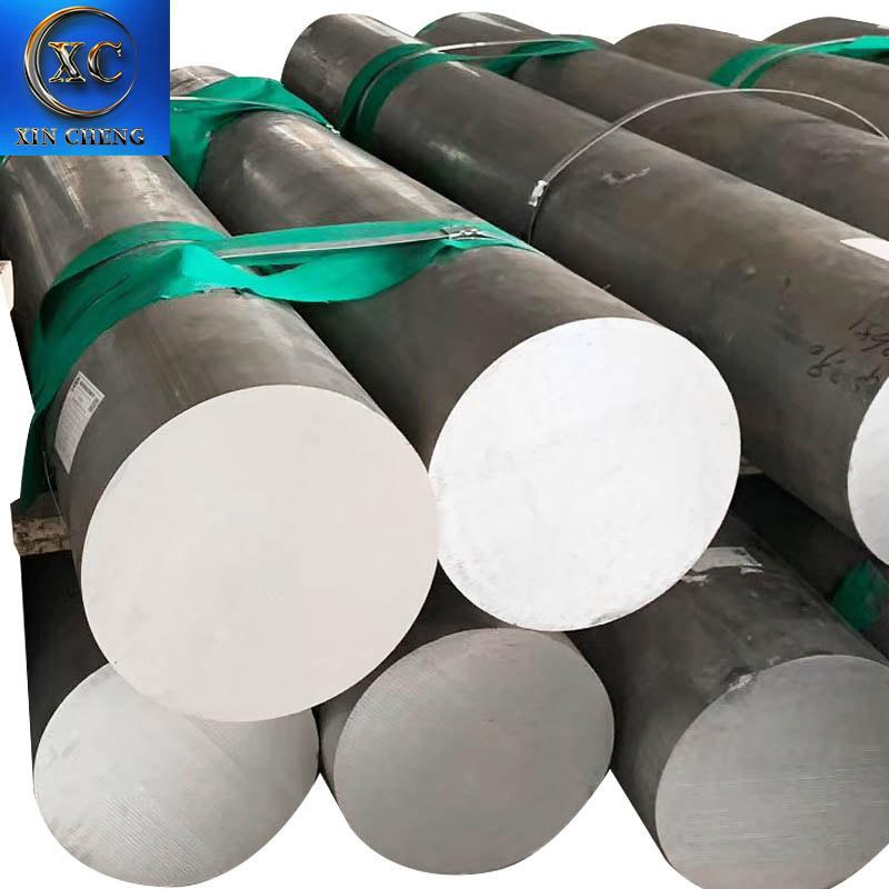 Easy oxidation 6A02 aluminum rod alloy aluminum rod special shaped aluminum alloy