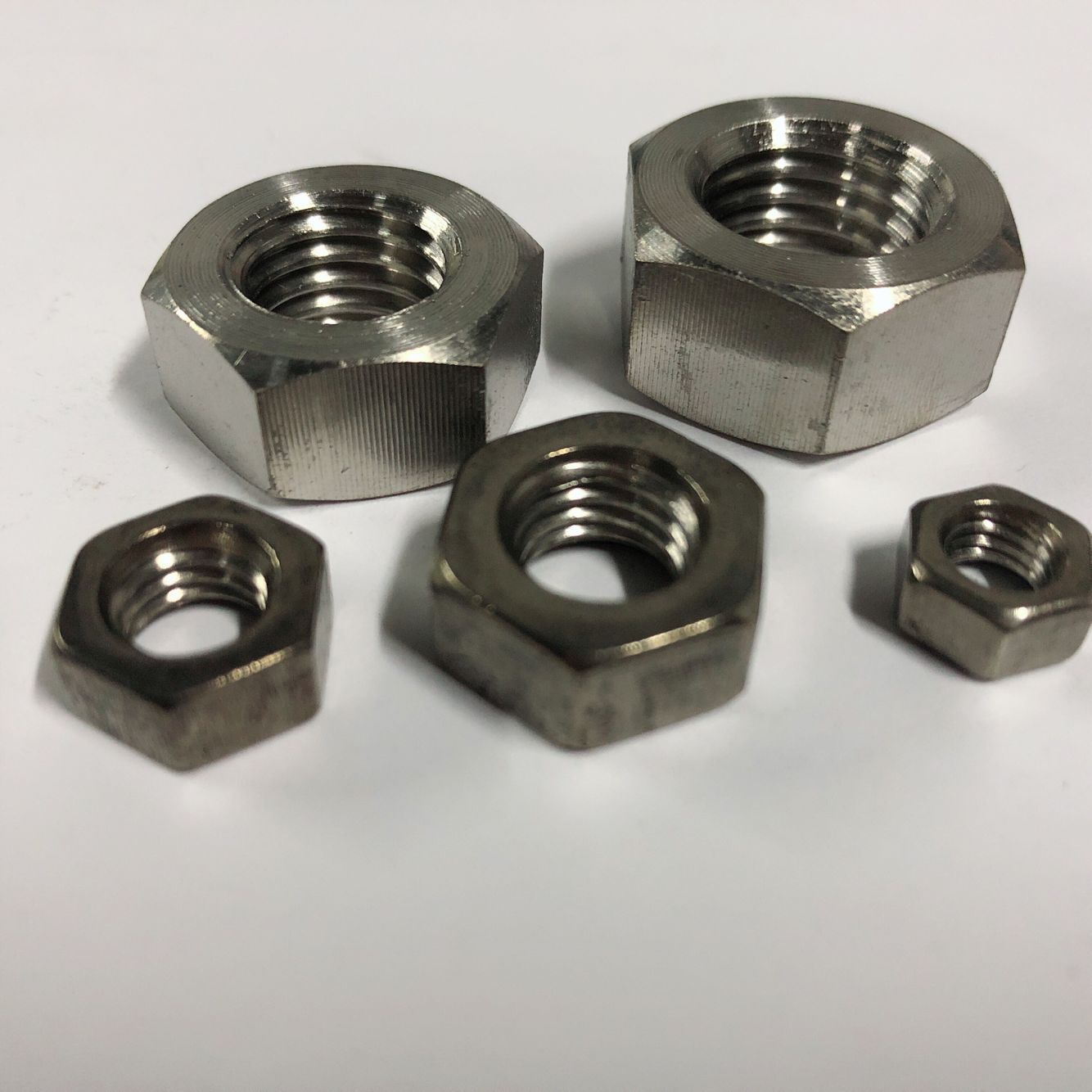 JUGUO Sub titanium alloy nut square round nut
