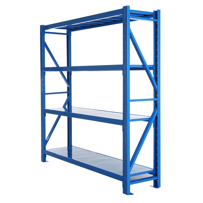 MINGBANG Beam rack warehouse light medium heavy shelf pallet rack