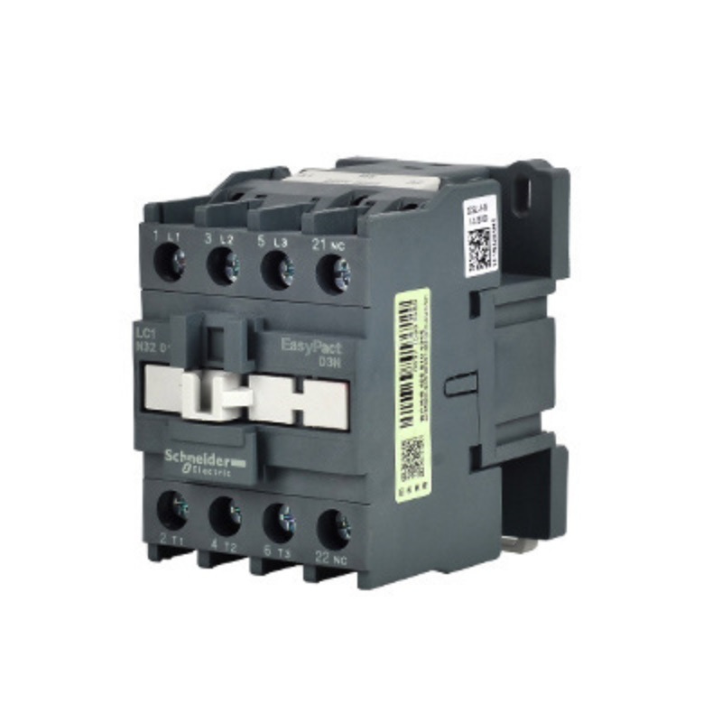 Schneider 32A AC contactor lc1n32 24 V ~ 380V EasyPact d3n three pole AC contactor
