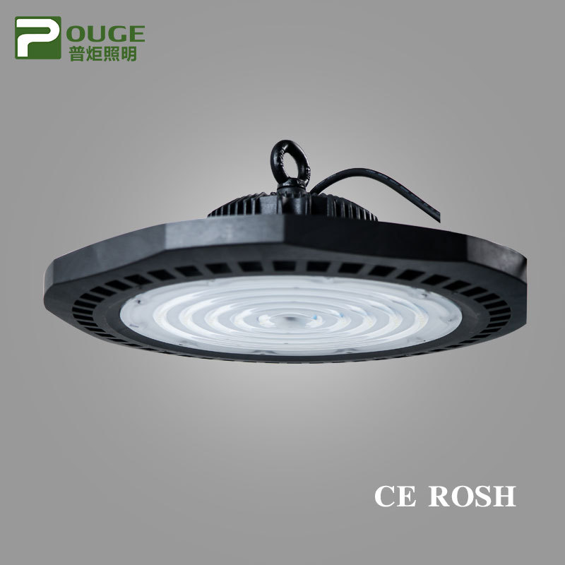 POUGE New product of general torch lighting 200W UFO industrial and mining lamp, factory lamp, wareh