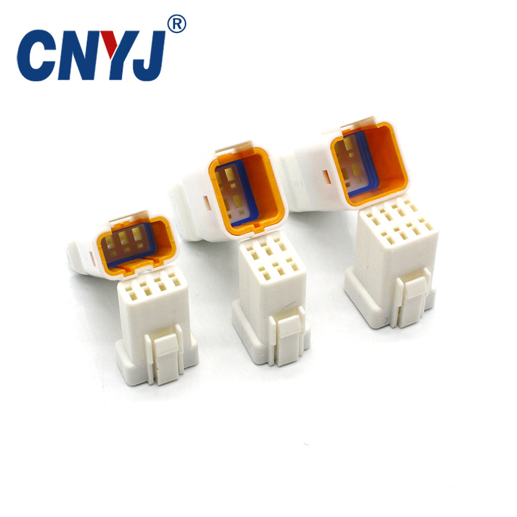 CNYJ Jst-jwpf-vsle-s / D imitation of automobile waterproof sheath connector replaces 2.0mm spacing