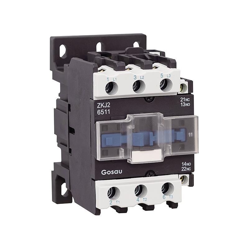 AC contactor zkj2 series coil voltage 380V / 220v36v, complete models0