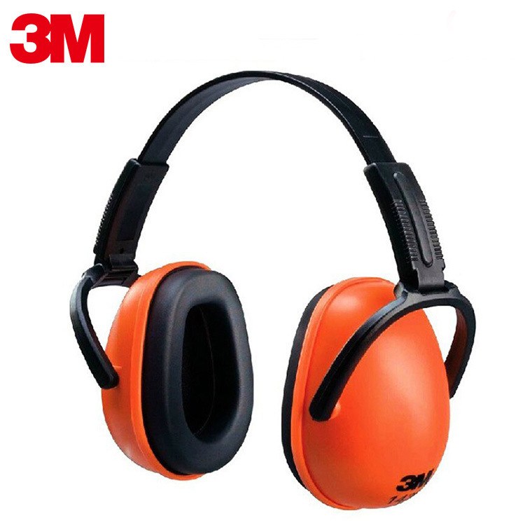 3M 1436 comfortable adjustable foldable economic connector earplug sound insulation noise reduction