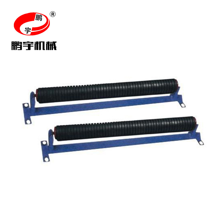 PENGYU Wear resistant and durable parallel idler groove type parallel idler