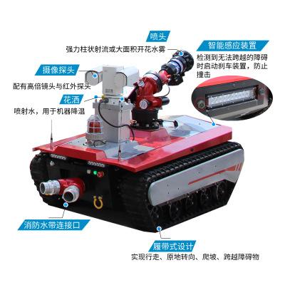 ODEtools Rôbôt  / Người máy Nhà sản xuất robot lửa thông minh rxr-m80d-dh01 đa năng chống nổ chống c