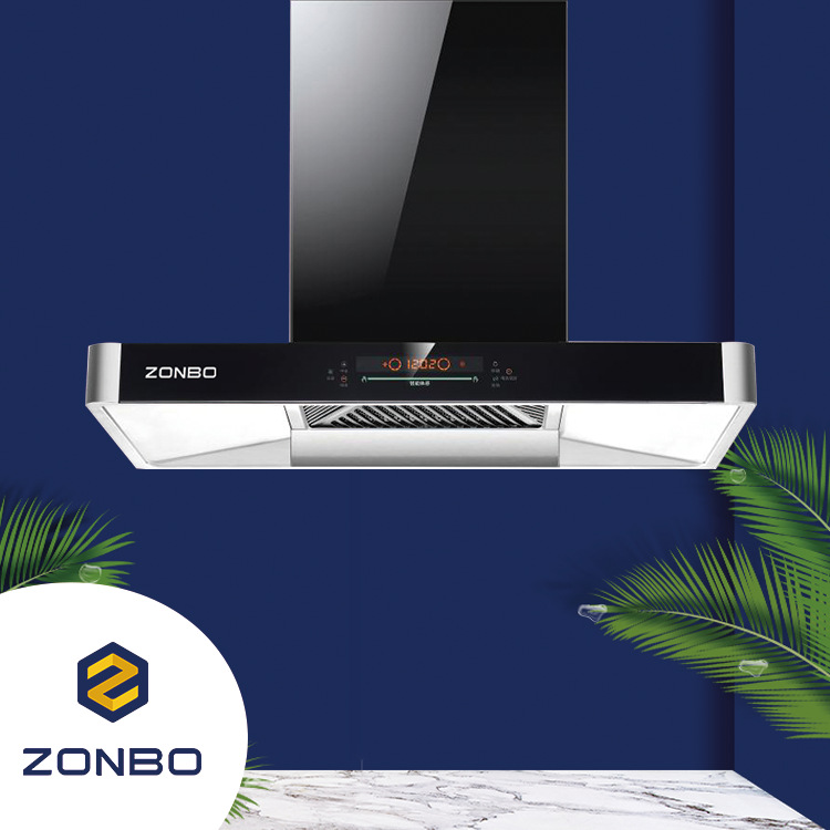 ZONBO enjoyment series top suction high suction touch screen clean and convenient household range ho