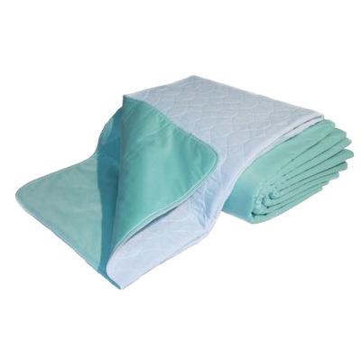 GAOWEI Tấm lót chống thấm Nhà sản xuất bán hàng trực tiếp polyester bốn lớp dày giường chống mạt ngư