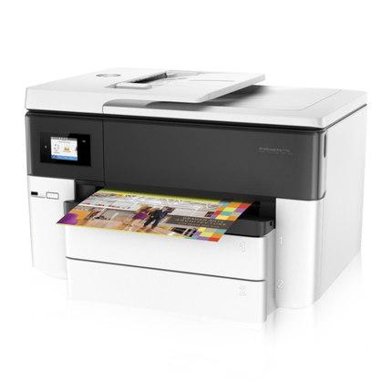 HP Máy Fax  HP 7720/7730/7740 màu a3 máy in hai mặt tự động sao chụp quét tất cả trong một fax điện
