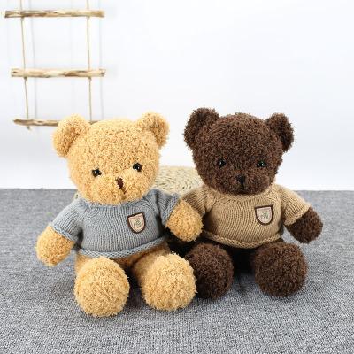 XINNUO Búp bê vải Nhà sản xuất mới teddy bear dolly dolly để đặt logo tùy chỉnh quà giáng sinh cho t