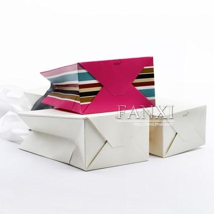 Fanxi Túi đựng trang sức  Túi giấy cầm tay Đồ trang sức Quà tặng Bao bì Túi Đồ trang sức 10 cái / Gó